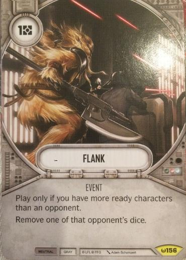 Flanquear / Flank